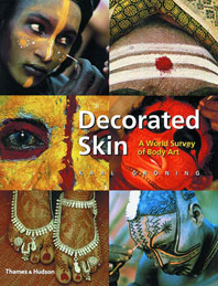 Decorated Skin: A World Survey of Body Art Cover