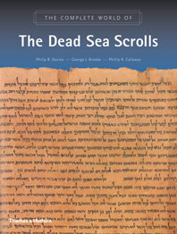 The Complete World of the Dead Sea Scrolls Cover