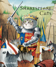 Shakespeare Cats Cover
