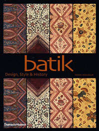 Batik: Design, Style, & History Cover