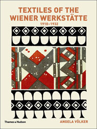 Textiles of the Wiener Werstätte, 1910-1932 Cover