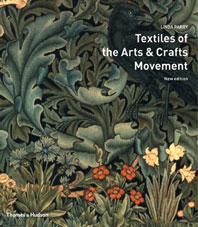 Textiles of the Arts and Crafts Movement Cover