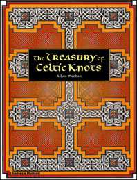 The Treasury of Celtic Knots Cover