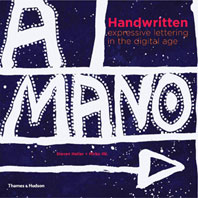 Handwritten: Expressive Lettering in the Digital Age Cover