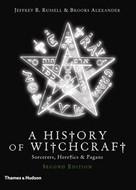A History of Witchcraft: Sorcerers, Heretics, & Pagans Cover