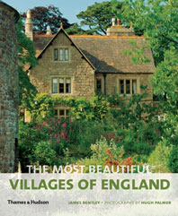 The Most Beautiful Villages of England Cover