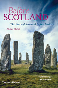 Before Scotland: The Story of Scotland Before History Cover