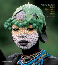 Natural Fashion: Tribal Decoration from Africa Cover