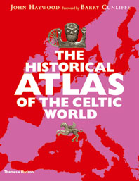 Historical Atlas of the Celtic World Cover