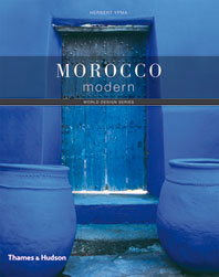Morocco Modern Cover