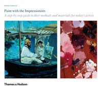 Paint with the Impressionists Cover
