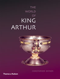 The World of King Arthur Cover