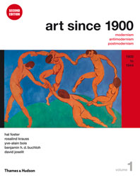 Art Since 1900: 1900 to 1944 Cover