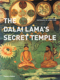 The Dalai Lama's Secret Temple Cover