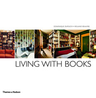 Living With Books Cover