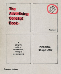 Advertising Concept Book Cover