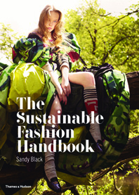 The Sustainable Fashion Handbook Cover