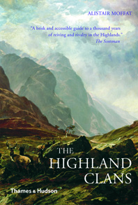The Highland Clans Cover