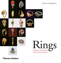 Rings: Jewelry of Power, Love and Loyalty Cover