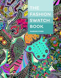 The Fashion Swatch Book Cover