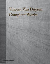 Vincent Van Duysen: Complete Works Cover