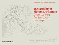 The Elements of Modern Architecture: Understanding Contemporary Buildings Cover