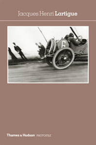 Jacques-Henri Lartigue Cover