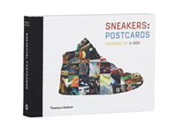 Sneakers: Postcards Cover
