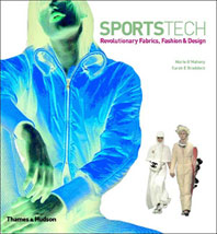 SportsTech: Revolutionary Fabrics, Fashion and Design Cover