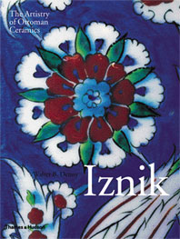 Iznik: The Artistry of Ottoman Ceramics Cover