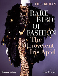 Rare Bird of Fashion: The Irreverent Iris Apfel Cover