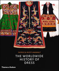 The Worldwide History of Dress Cover