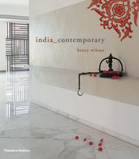 India Contemporary Cover