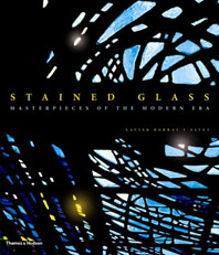 Stained Glass: Masterpieces of the Modern Era Cover