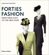Forties Fashion: From Siren Suits to the New Look Cover