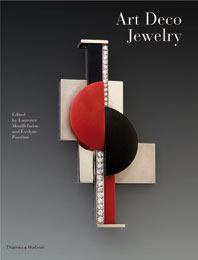 Art Deco Jewelry: Modernist Masterworks and their Makers Cover