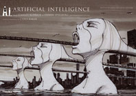 A.I. Artificial Intelligence: From Stanley Kubrick to Steven Spielberg: The Vision Behind the Film Cover