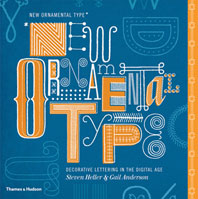 New Ornamental Type: Decorative Lettering in the Digital Age Cover
