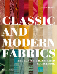 Classic and Modern Fabrics: The Complete Illustrated Sourcebook Cover