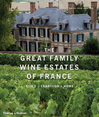 The Great Family Wine Estates of France Cover