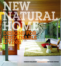 New Natural Home: Designs for Sustainable Living Cover