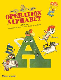 Operation Alphabet Cover