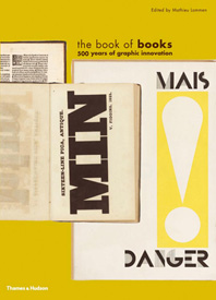 The Book of Books: 500 Years of Graphic Innovation Cover