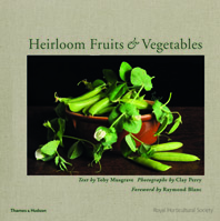 Heirloom Fruits and Vegetables Cover