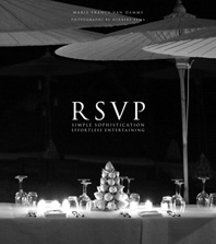 RSVP: Simple Sophistication. Effortless Entertaining. Cover