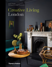 Creative Living London Cover