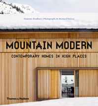 Mountain Modern: Contemporary Homes in High Places Cover