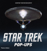 Star Trek Pop-Ups Cover