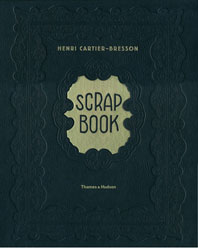 Henri Cartier-Bresson: Scrapbook Cover