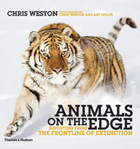 Animals on the Edge: Reporting from the Frontline of Extinction Cover